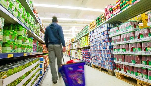 продукты супермаркет