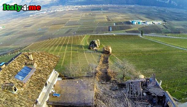 виноградники Италия