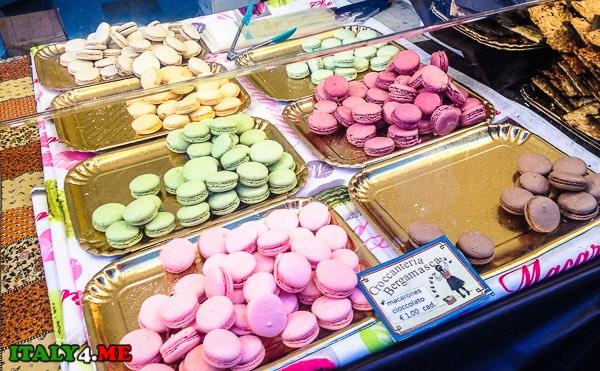 шоколад Италия