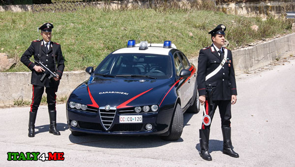 Carabinieri карабинеры