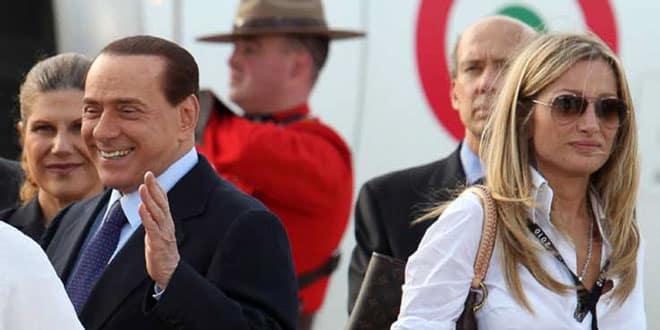 девушка Берлускони