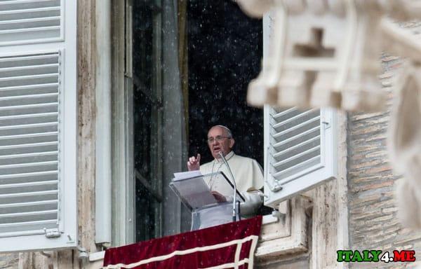 папа римский Ватикан