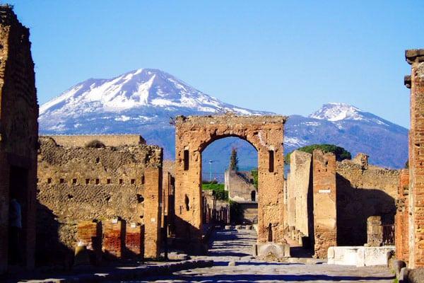 Помпеи руины