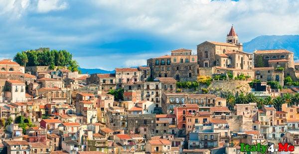 город Сицилия
