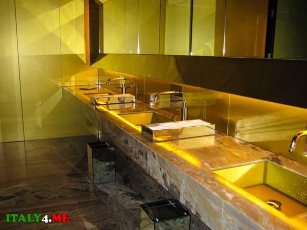 Dolce&Gabbana Gold  ресторан в Милане