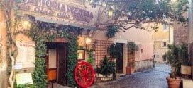 ресторан Трастевере Рим