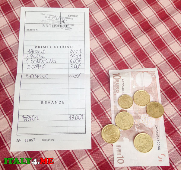 Ресторан-Рим-Трастевере-La-Viletta-отзыв-3