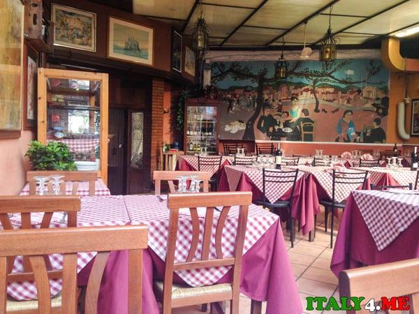 ресторан-в-Риме-La-Viletta-отзыв