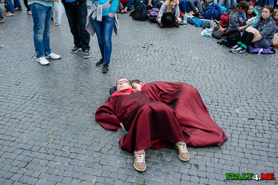 033-канонизация -римского-папы-27-апреля-2014-Рим
