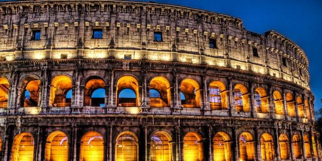 Рим Колизей
