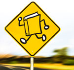 bookcrossing Рим знак
