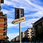 буккроссинг в Риме на станциях метро