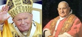 Иоанн Павел II и Иоанн XXIII