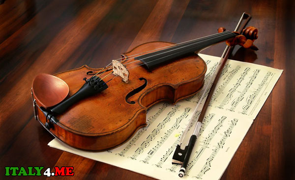 Страдивари скрипка