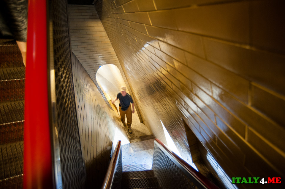 лестница собор святого Петра