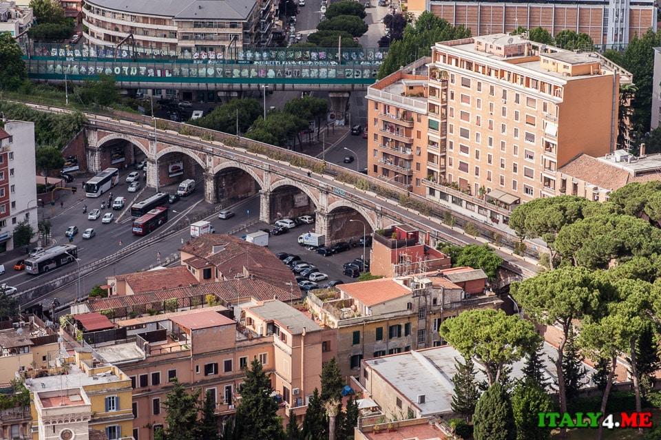 Железная дорога Ватикана