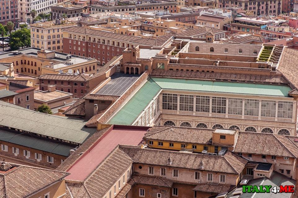 Архитектура Ватикана