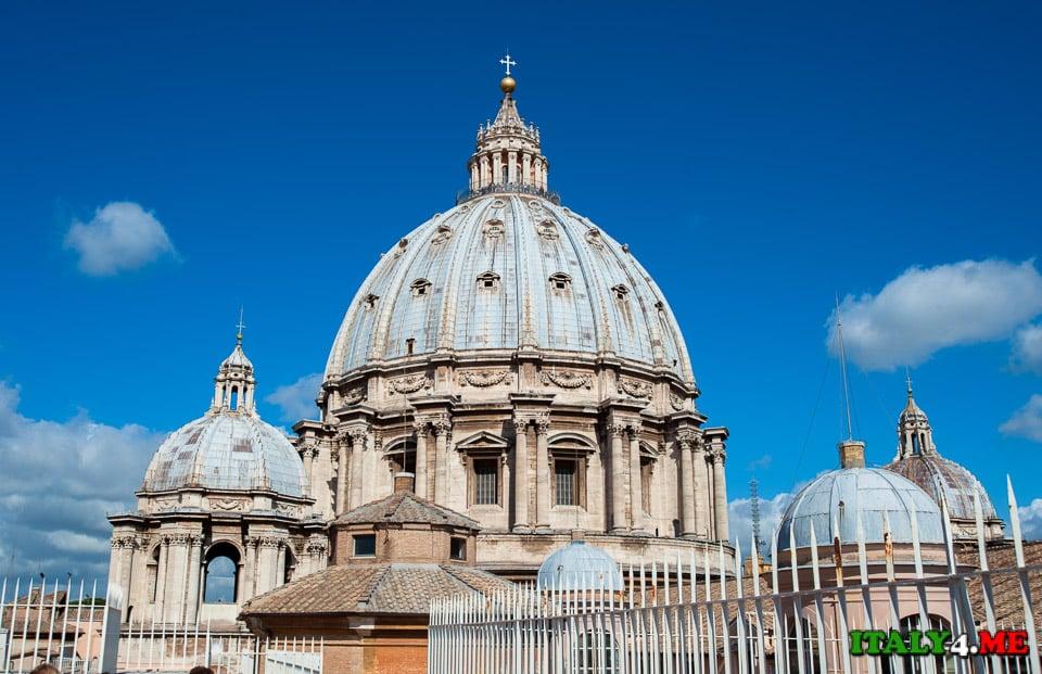 купол собор святого Петра