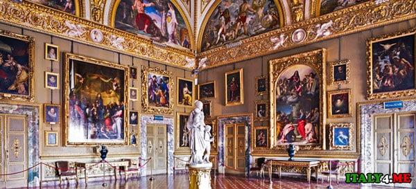 Галерея Палатина Флоренция