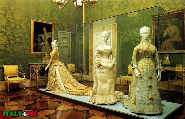 музей костюма во Флоренции