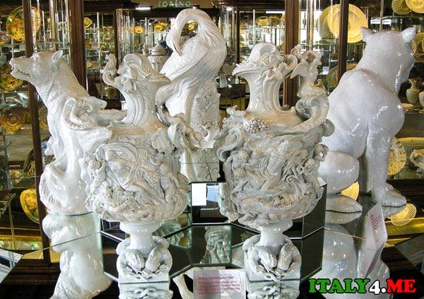 музей серебра во Флоренции