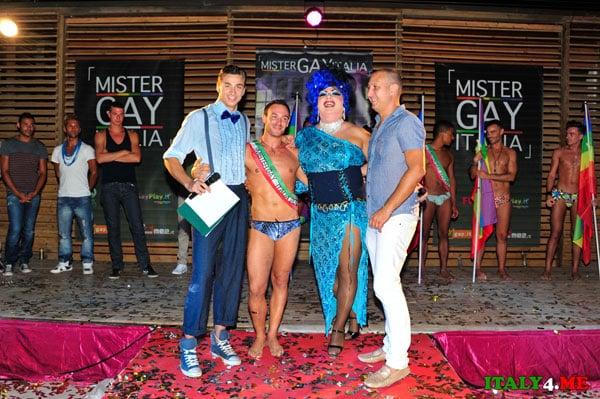 мистер гей Италия 2012
