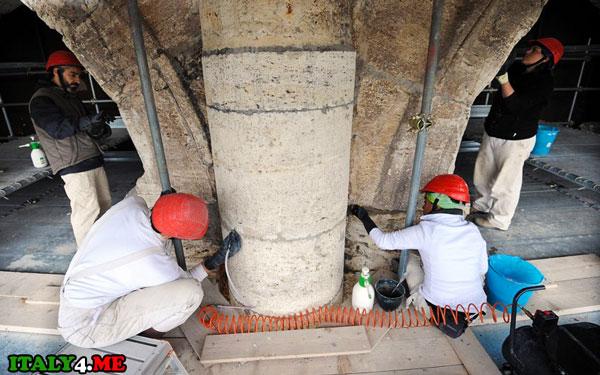 реконструкция Колизея