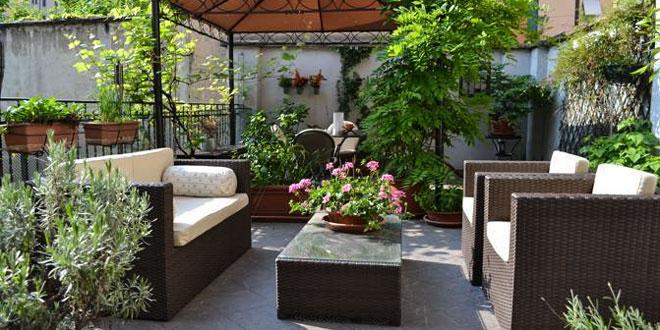 квартира в Милане балкон