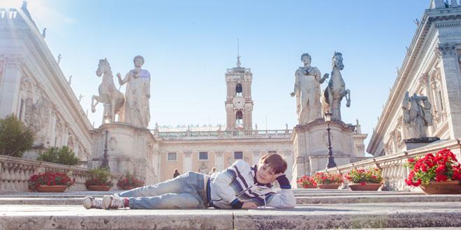 экскурсия в Риме