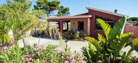 Cнять виллу на Cицилии у моря: Villa Posidonie