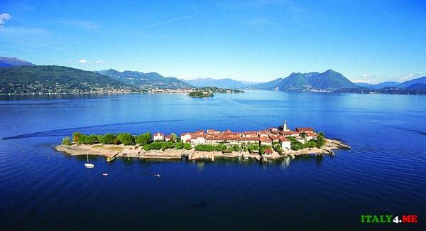 Борромейский-остров-на-озере-Маджоре-Италия