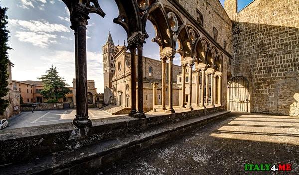 Витербо-дворец-пап-Лацио