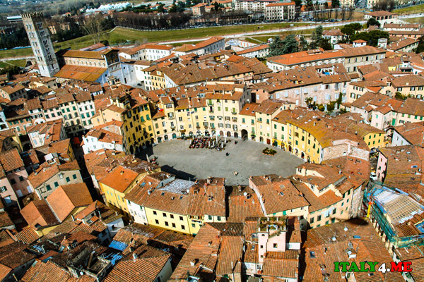 Лукка-Тоскана