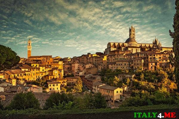 Сиена-Тоскана