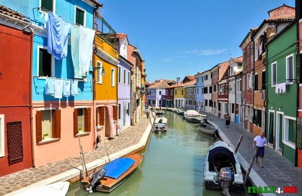 остров Мурано Венеция
