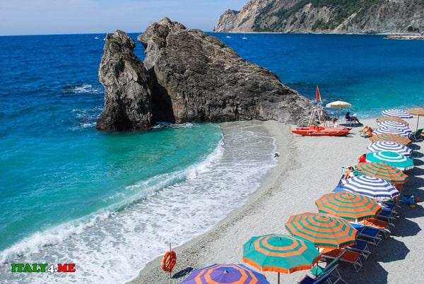 пляжи-Италии-лето