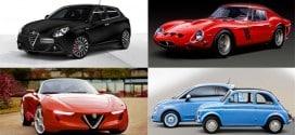 итальянские авто