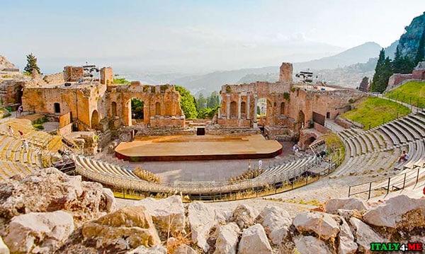Греческий театр