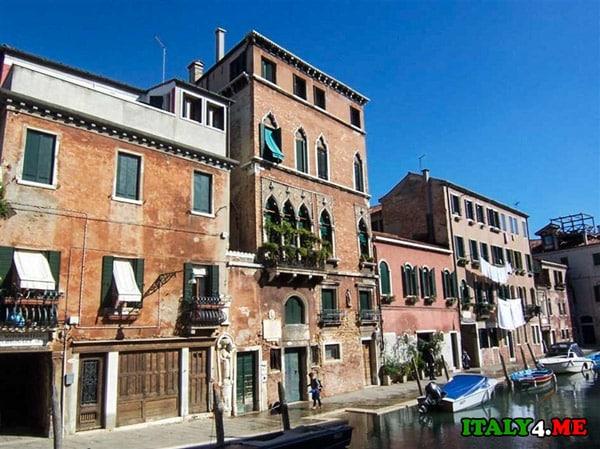 Дом-Тинторетто-Венеция