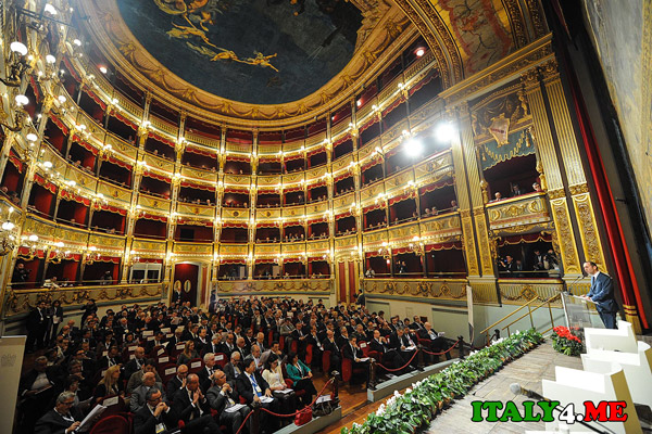 Театр Верди в Салерно