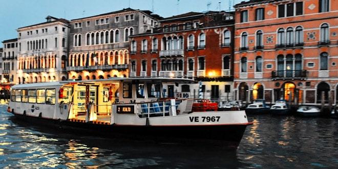 вапоретто-Венеция