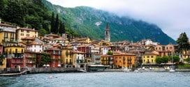 озеро-Комо-Италия