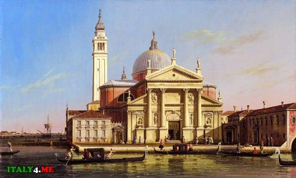 собор-Сан-Джорджо-Маджоре-Венеция
