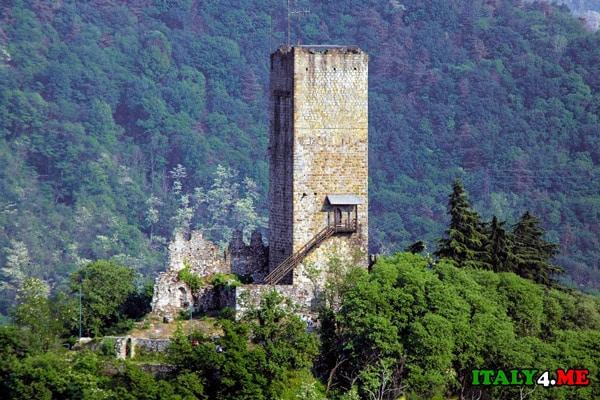 Castel-Baradello-Como