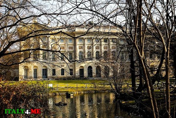 Галерея-современного-искусства-в-Милане