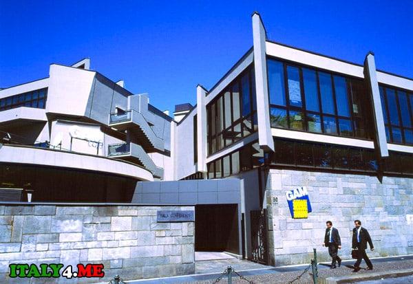 Гражданская-галерея-модерна-и-современного-искусства-в-Турине