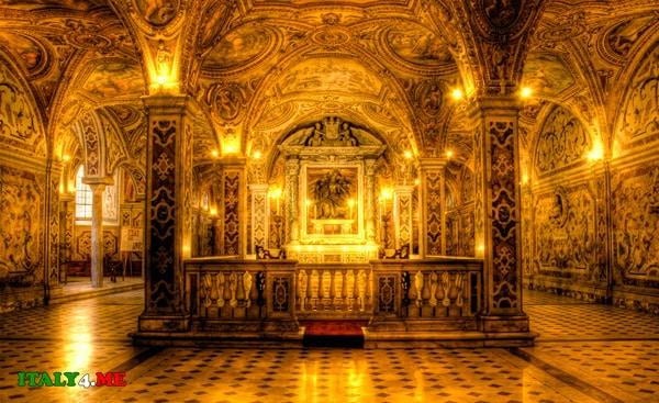 Кафедральный собор святого Матвея в Салерно