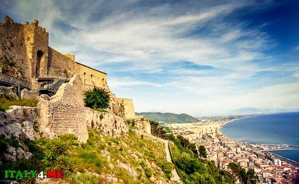 Крепость Ареки