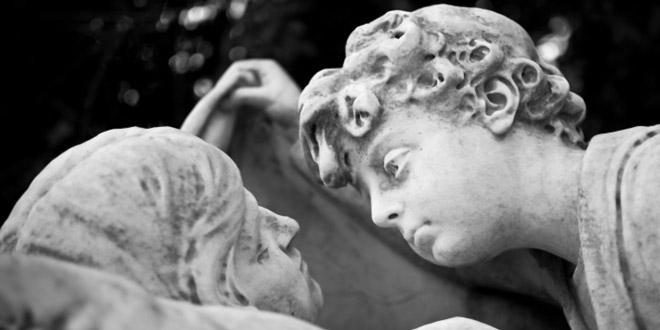 кладбище в Италии