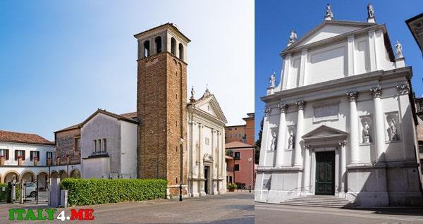 Церковь Святого Лоренца в Венеции